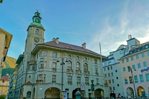 Rathaus in Bozen