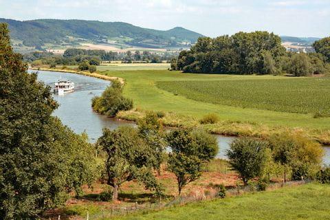 Weserlandschaft