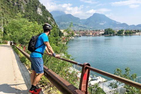 Break at Riva del Garda