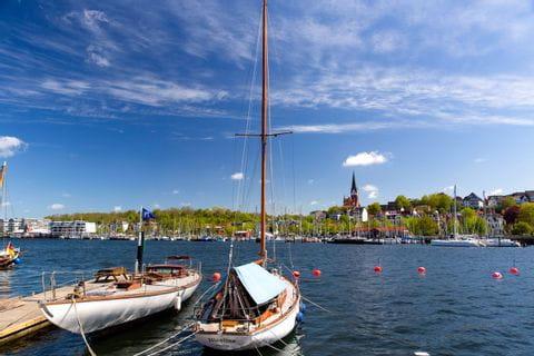 pier in Lübeck