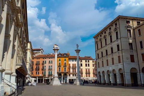 Stadtplatz Bassano