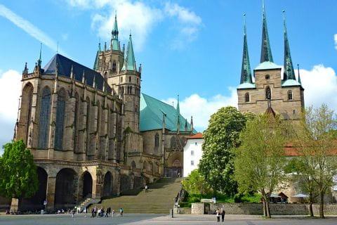 Cathedral in Eisenach