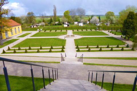 Garten Stift Neuzelle Usedom