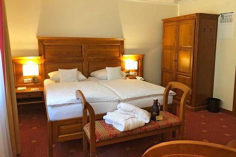 Hotel Wasserschloss Mellenthin double room
