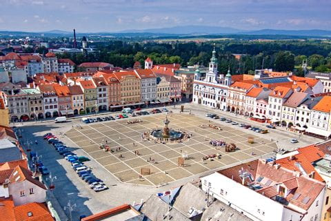 Altstädter Ring Prag
