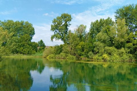 Sile Naturpark Teichlandschaft