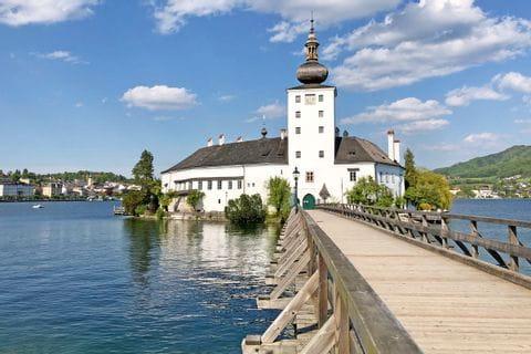 Schloss Ort in Gmunden