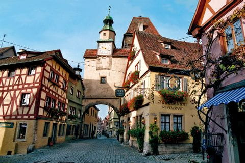 Markusturm in Rothenburg