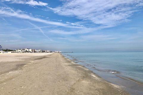 Ausblick Küste bei Ravenna