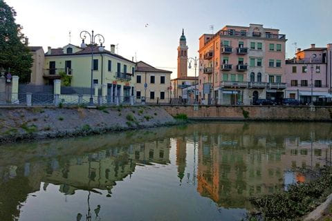 Canale Adria next to Florence