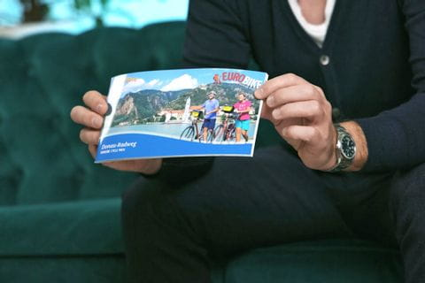 Eurobike Reiseunterlagen