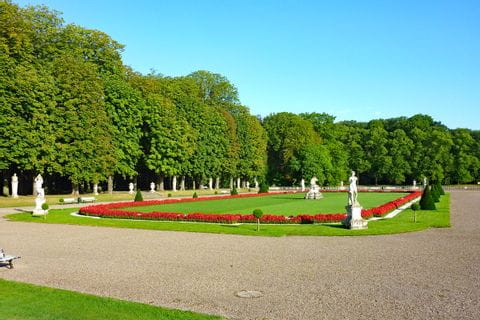 Park in Castle Nordkirchen