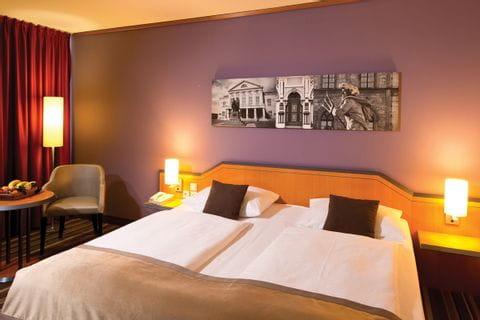 Hotel Leonardo Weimar Doppelzimmer