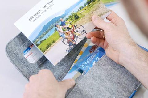 Eurobike Radreisen - Toureninfo Video