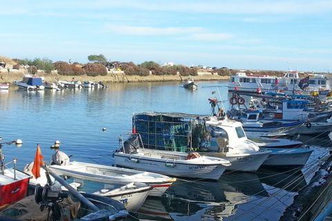 Hafen Fuzeta