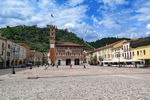 Zentrum von Marostica