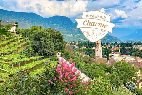Hügellandschaft nähe Verona