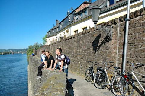 Break along the Moselle