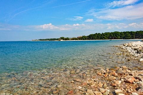 Sea view in Istria