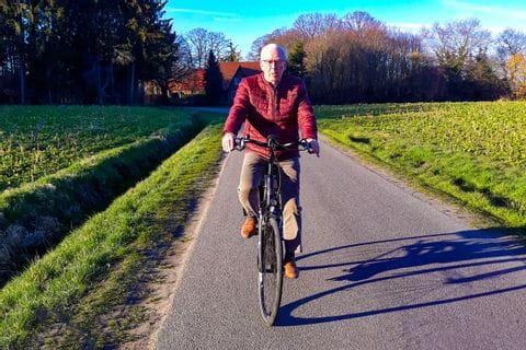 Herr Dunker - Eurobike Feedback-Gewinner