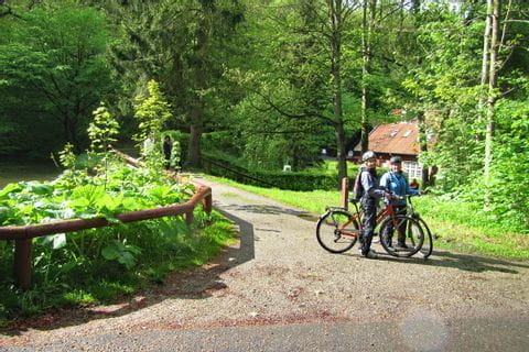 Radweg Ostjütland