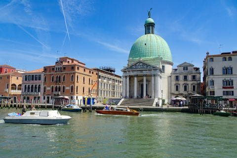 Cathedrale of Venice