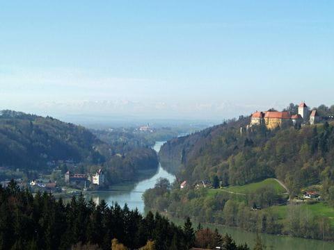 View from above over Wernstein