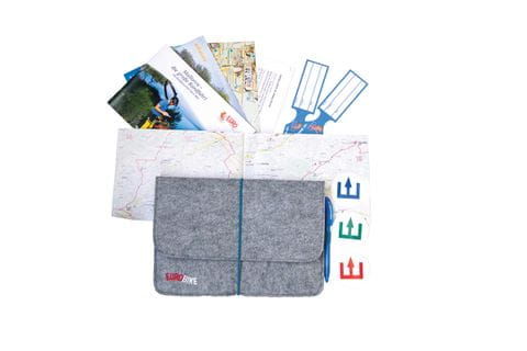 Eurobike travel documents in detail