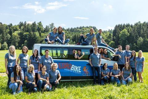 Das Eurobike Team