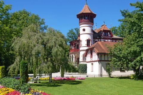 Schloss am Ammersee