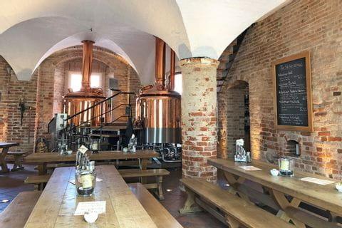 Hotel Wasserschloss Mellenthin Brewhouse