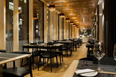 Hotel Birger Jarl - Restaurant