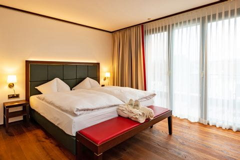 Bad Horn Hotel und Spa Double room