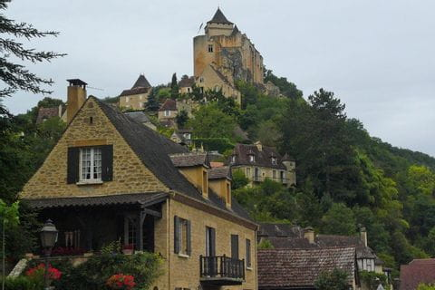 Castle Castelnaud