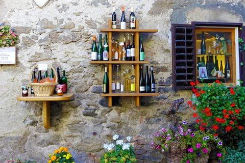 Vinothek in Dürnstein