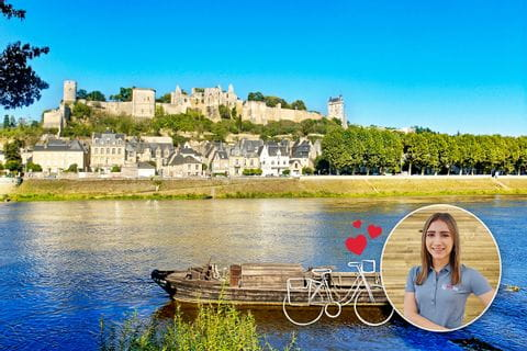 Carina and the river Loire