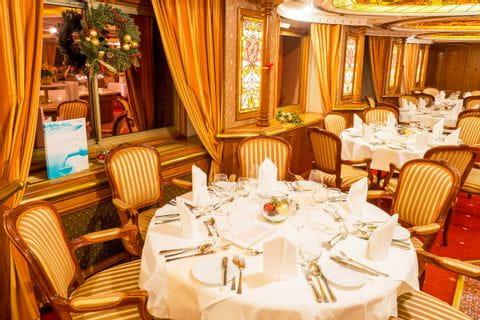 Restaurant MS Prinzessin Katharina