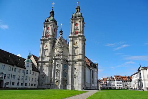 Stiftskirche in St. Gallen