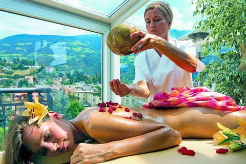 Wellness-Spa vom Hotel Krone