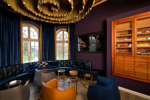 Lounge Hotel Fleesensee