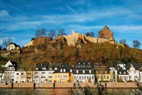 Ruin Saarburg