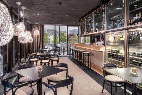 Bar Lagana im Hotel Voco in Villach
