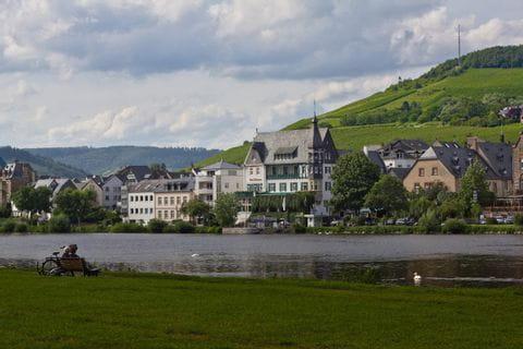 Romantik Jugendstilhotel Bellevue in Traben-Trarbach