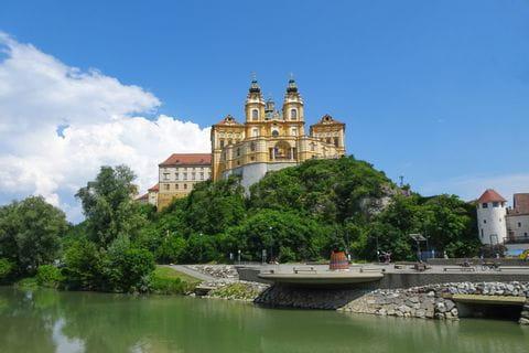 Schloss Stift Melk