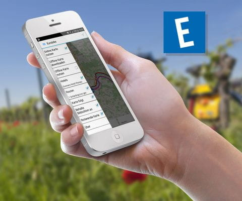 Eurobike App am Handy