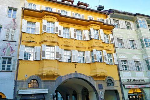 Zwölfmalgreiner Tor in Bolzano