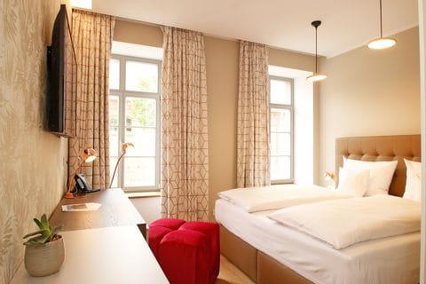 Einzelzimmer Hotel Amelie
