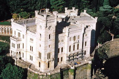 Castle Castello di Miramare