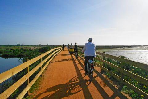 Radweg Algarve-Sagres