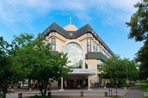 Hotel Leonardo Weimar Aussenansicht